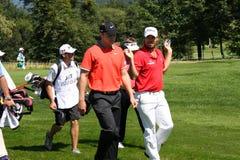 Golf PGA, CELADNA, CZECH REPUBLIC Royalty Free Stock Photo