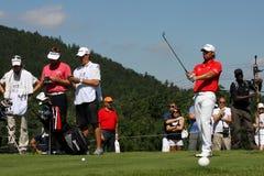 Golf PGA, CELADNA, CZECH REPUBLIC Stock Photos
