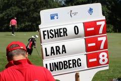 Golf PGA, CELADNA, REPUBBLICA CECA Immagine Stock