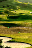 Golf place Royalty Free Stock Photo