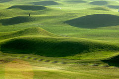 Golf place Royalty Free Stock Images