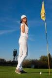Golf player Stock Photos