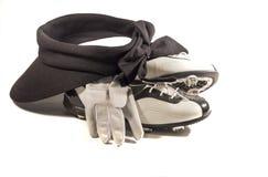 golf prêt Photographie stock libre de droits