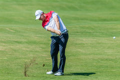 Golf Professional Stephen Gallacher Royalty Free Stock Images