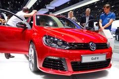 Golf R di Volkswagen Fotografia Stock Libera da Diritti