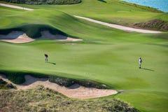 Golf resort Stock Photography