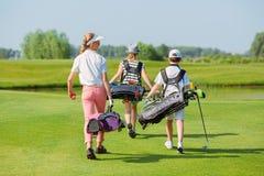 Golf school Royalty Free Stock Photography