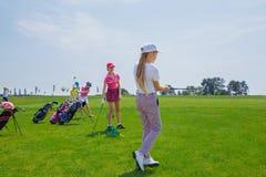 Golf school Stock Photos