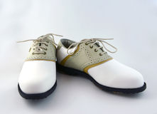 Golf Shoes Royalty Free Stock Photo