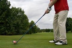 Golf Shoes - Horizontal Stock Photo