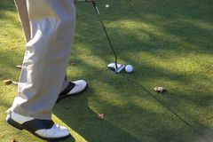 Golf shoot 04 Stock Photo
