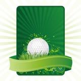 Golf sport. Illustration of golf sport Royalty Free Stock Image