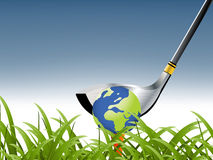 Golf Sport Royalty Free Stock Photography