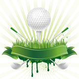 Golf sport. Illustration of golf sport stock illustration