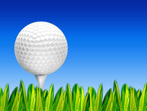Golf sport Stock Image