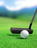 Golf sport stock images