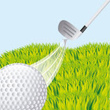 Golf sport Royalty Free Stock Photos