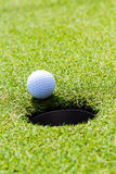 Golf is a sport that is popular around the world and good for health. Stock Photography