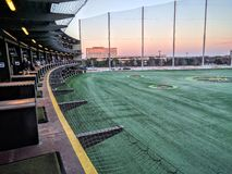 Golf superiore in Austin Immagine Stock