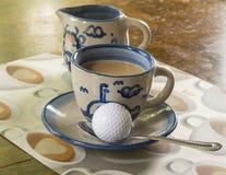 Golf sur mon esprit Images stock