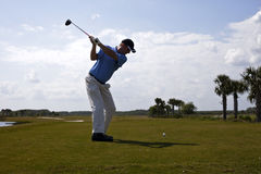 Golf Swing Stock Images