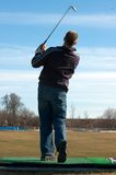 Golf Swing Stock Photos