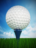 Golf tee Stock Images