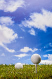 Golf theme Royalty Free Stock Image