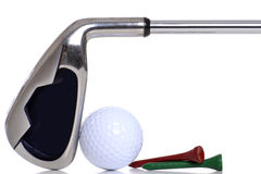 Golf Things Stock Photos