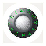 Golf time Stock Photos