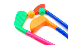 Golf Toys Stock Image