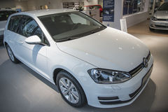 Golf Trendline 85 TSI Photo libre de droits
