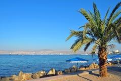 Golf van Aqaba royalty-vrije stock foto's