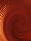 Golf van chocolade Royalty-vrije Stock Afbeelding