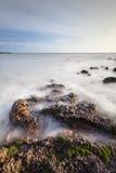 Golf van de oceaan Stock Foto