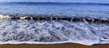 Golf van het overzees Royalty-vrije Stock Afbeeldingen