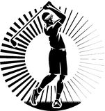 Golf. Royalty Free Stock Photos