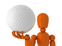 Golf for you. Royalty Free Stock Photos