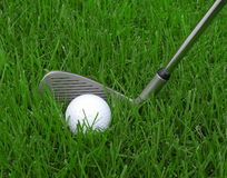 Golf1 Imagem de Stock Royalty Free