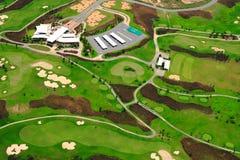 Golfansicht Lizenzfreie Stockbilder