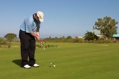 golfare Royaltyfri Bild