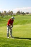 golfare Fotografering för Bildbyråer
