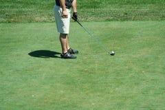 golfare Arkivbilder