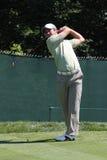 golfare immelman professional trevor Arkivbilder
