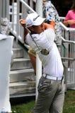 Golfare James Hahn Royaltyfri Fotografi