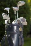 Golfausrüstung Stockfotografie