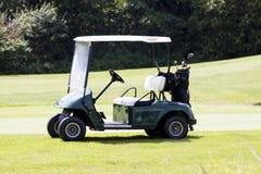 golfbag kursowy golfowy lato Zdjęcia Stock