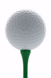 Golfbal Stock Afbeeldingen