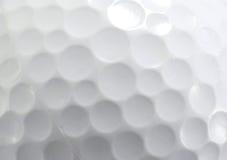 Golfbal Stock Afbeelding