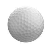 Golfbal Stock Foto's